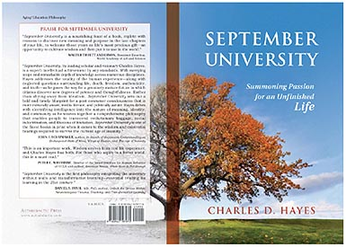 September University full cover