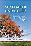 September University: Summoning Passion for an Unfinished Life