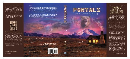 Portals in a Northern Sky, dust jacket